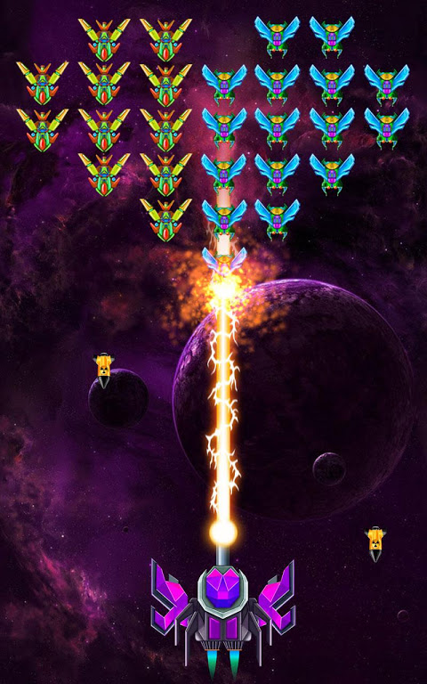Galaxy Attack: Alien Shooter 6.20 Screen 2