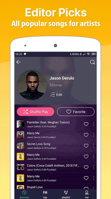 Free Music - MP3 downloader 0.5 Screen 2