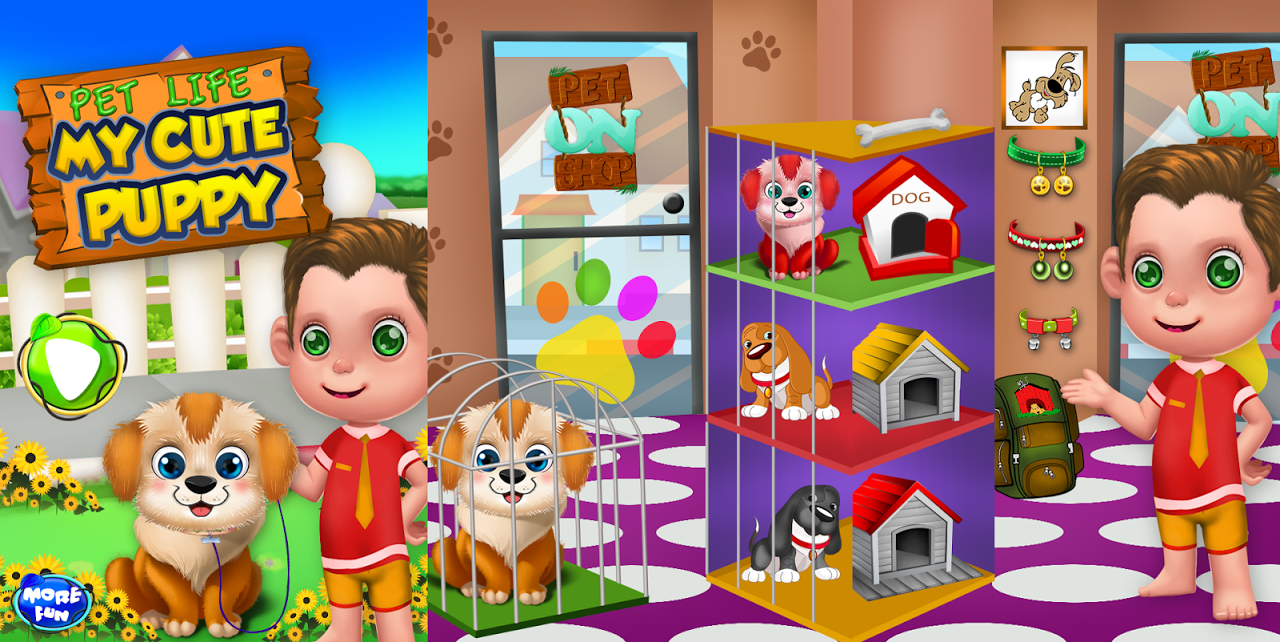 Pet Life My Cute Puppy 7.2 Screen 8