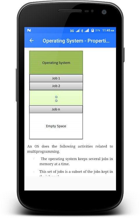 Operating Systems 2.6 Screen 4
