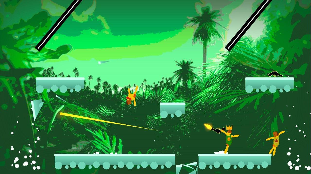 Stick Man Fight Game 2 Screen 1