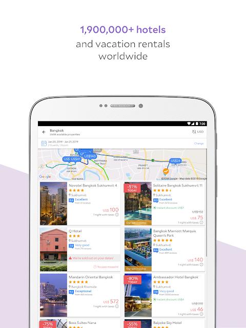 Agoda – Deals on Hotels & Homes 7.34.0 Screen 2