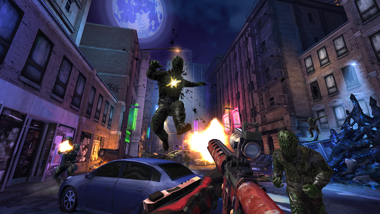 Suicide Squad: Special Ops 1.1.3 Screen 3