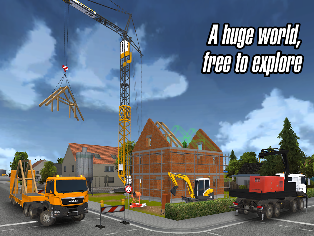 Android Construction Simulator 2014 Screen 14