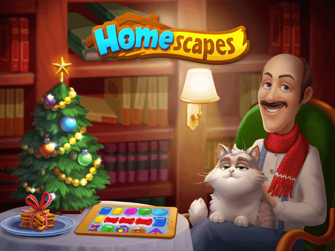 Homescapes 1.2.0.900 Screen 15