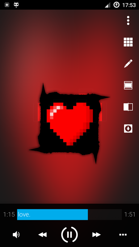Avee Music Player (Lite) 1 1 58-lite APK Download by Daaw Aww