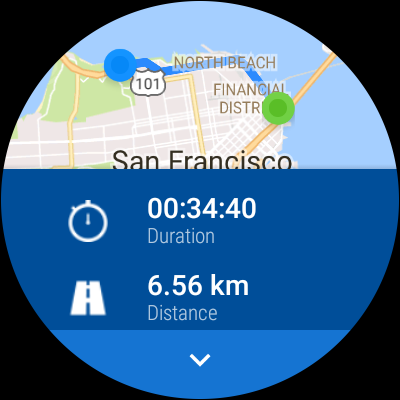 Android Runtastic PRO Running, Fitness Screen 23