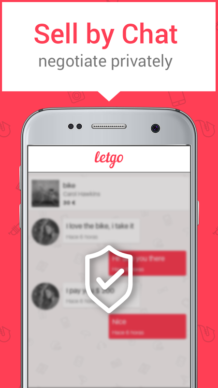 letgo 1.7.2 Screen 2