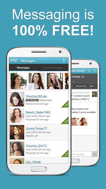 Pof kostenlose Dating-App apk Download Blues-Match-Dating