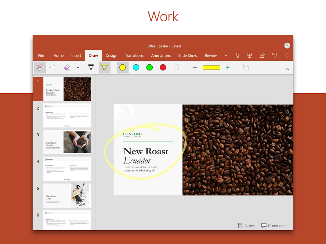Microsoft PowerPoint 16.0.11601.20074 Screen 8