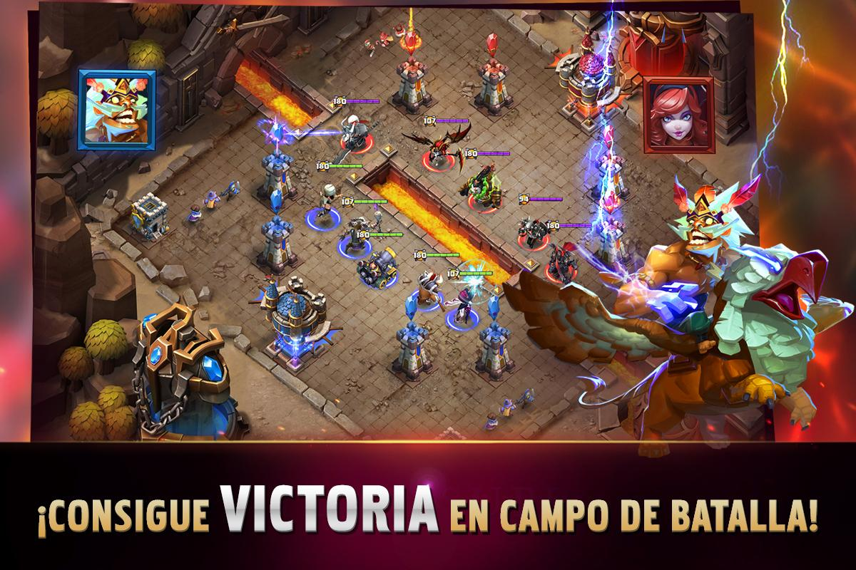 Clash of Lords 2: Español 1.0.170 Screen 5