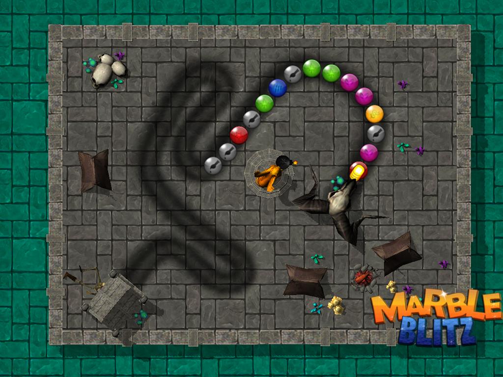 Android Marble Blitz Ball Blast Legend Screen 3