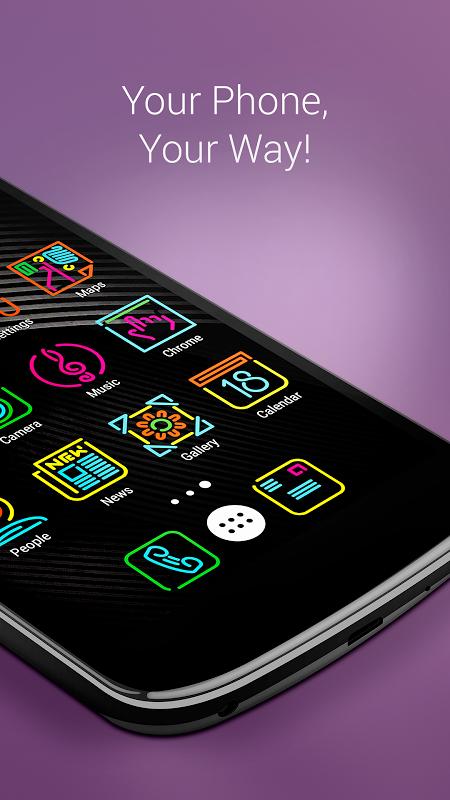 Android ZEDGEä‹¢ Ringtones & Wallpapers Screen 1