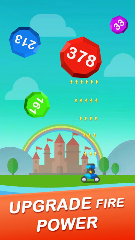 Android Jump Ball Blast Screen 2