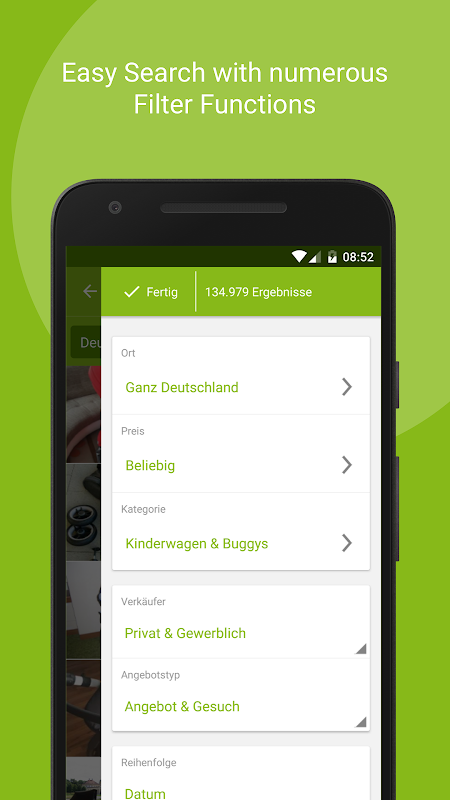 eBay Kleinanzeigen for Germany 8.8.0 Screen 5