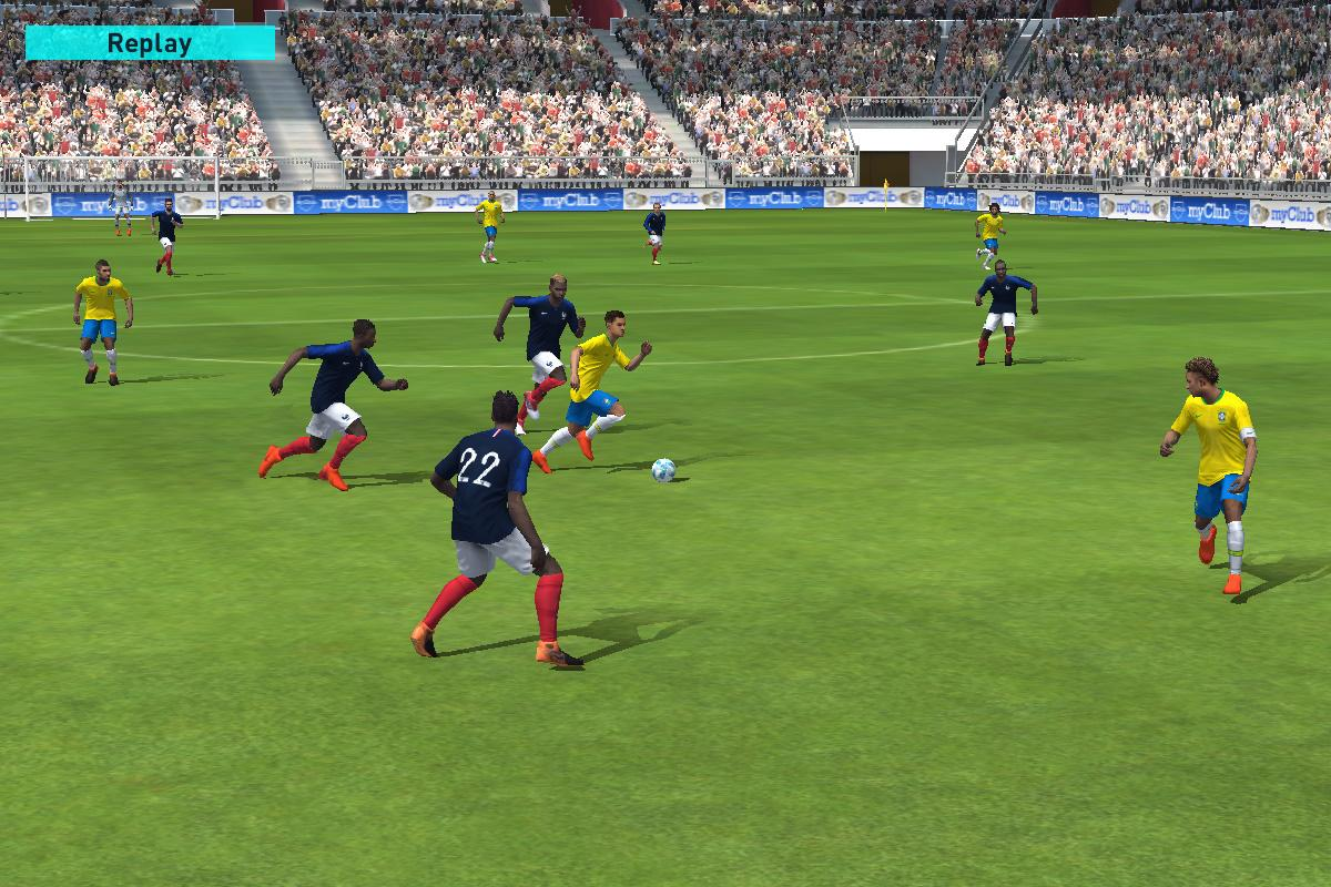 PES 2018 (hacky® edition) 2.3.3 Screen 6