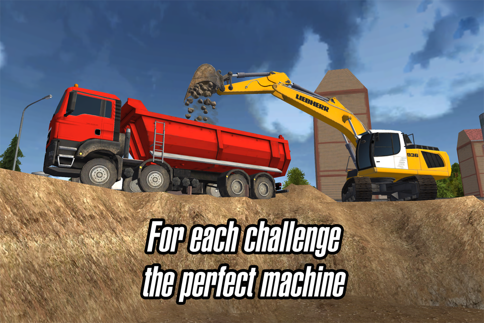 Android Construction Simulator 2014 Screen 5