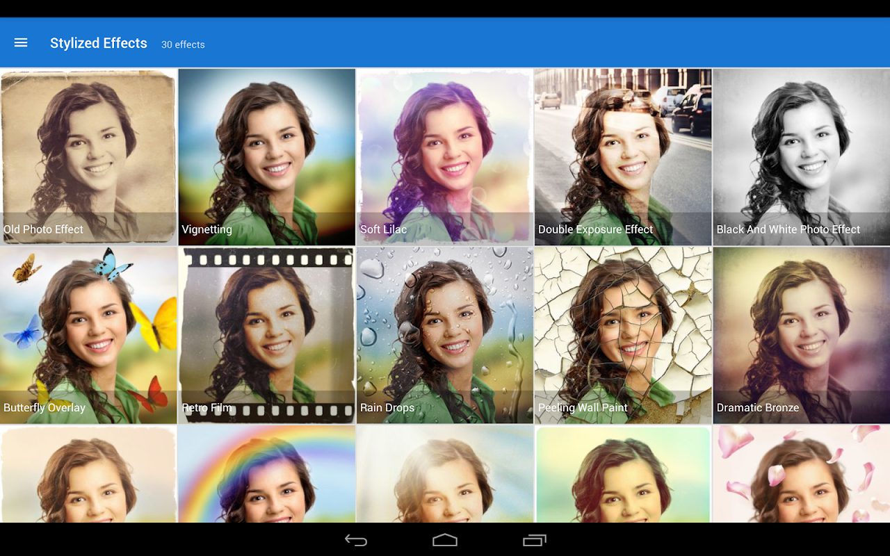 Photo Lab PRO Picture Editor: effects, blur & art 3.6.19 Screen 7