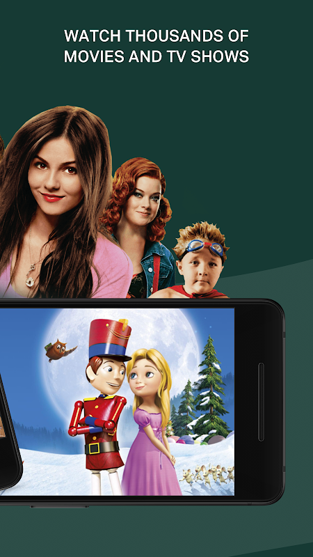 Android Tubi - Free Movies & TV Shows Screen 1