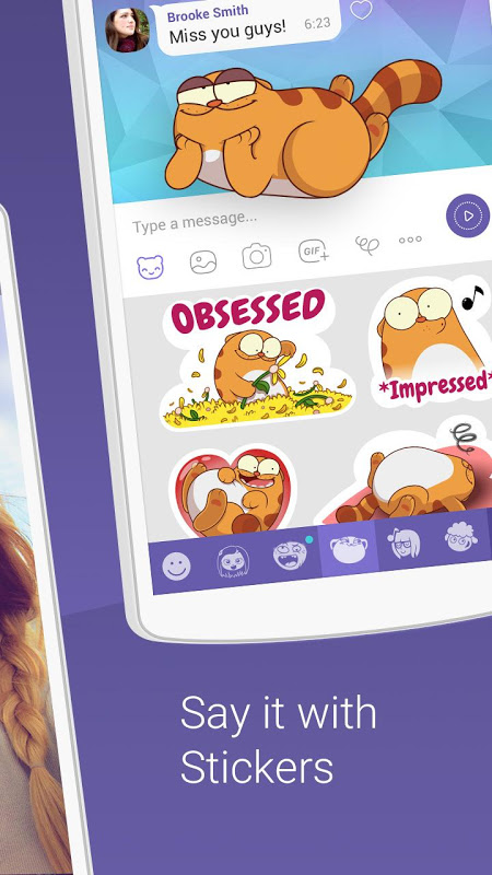 Android Viber Messenger Screen 7
