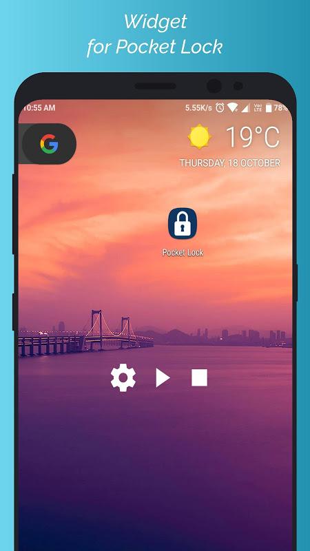 Pocket Sensor 1.29c Screen 5