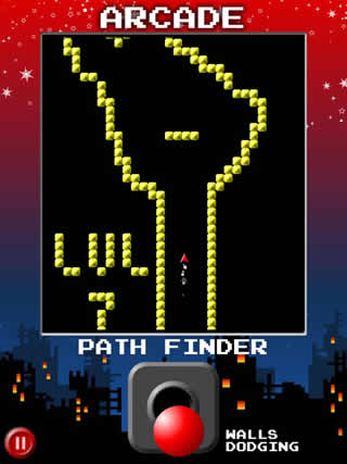 Android Path Finder Screen 3