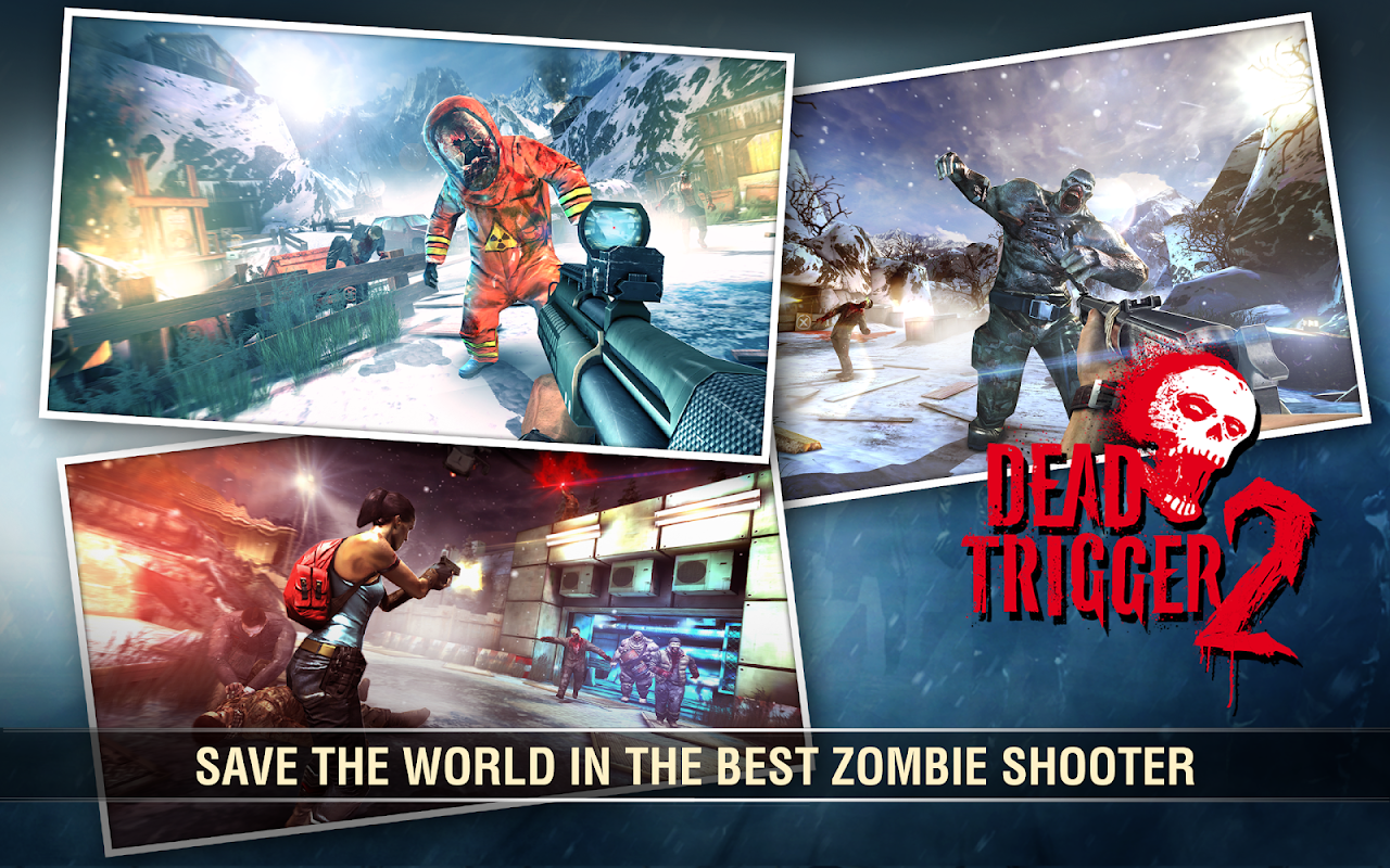 Android Dead Trigger 2: First Person Zombie Shooter Game Screen 10