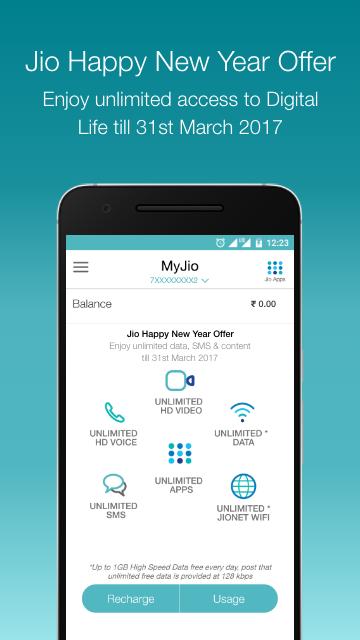MyJio 3.2.22 Screen 7