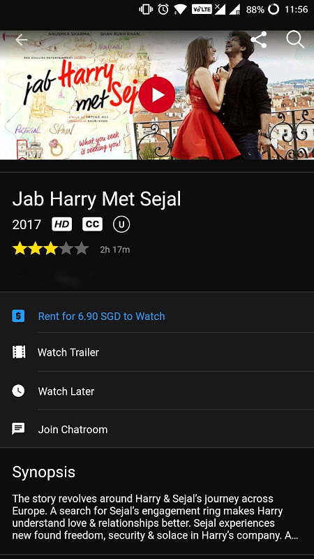 Spuul - Watch Indian Movies Spuul Android v3.3.0.4.11.28 Screen 3