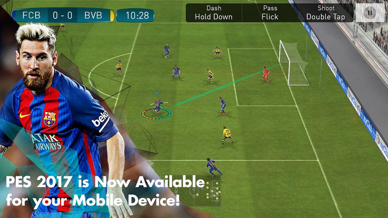 PES2017 -PRO EVOLUTION SOCCER- (Unreleased) 0.9.0 Screen 12