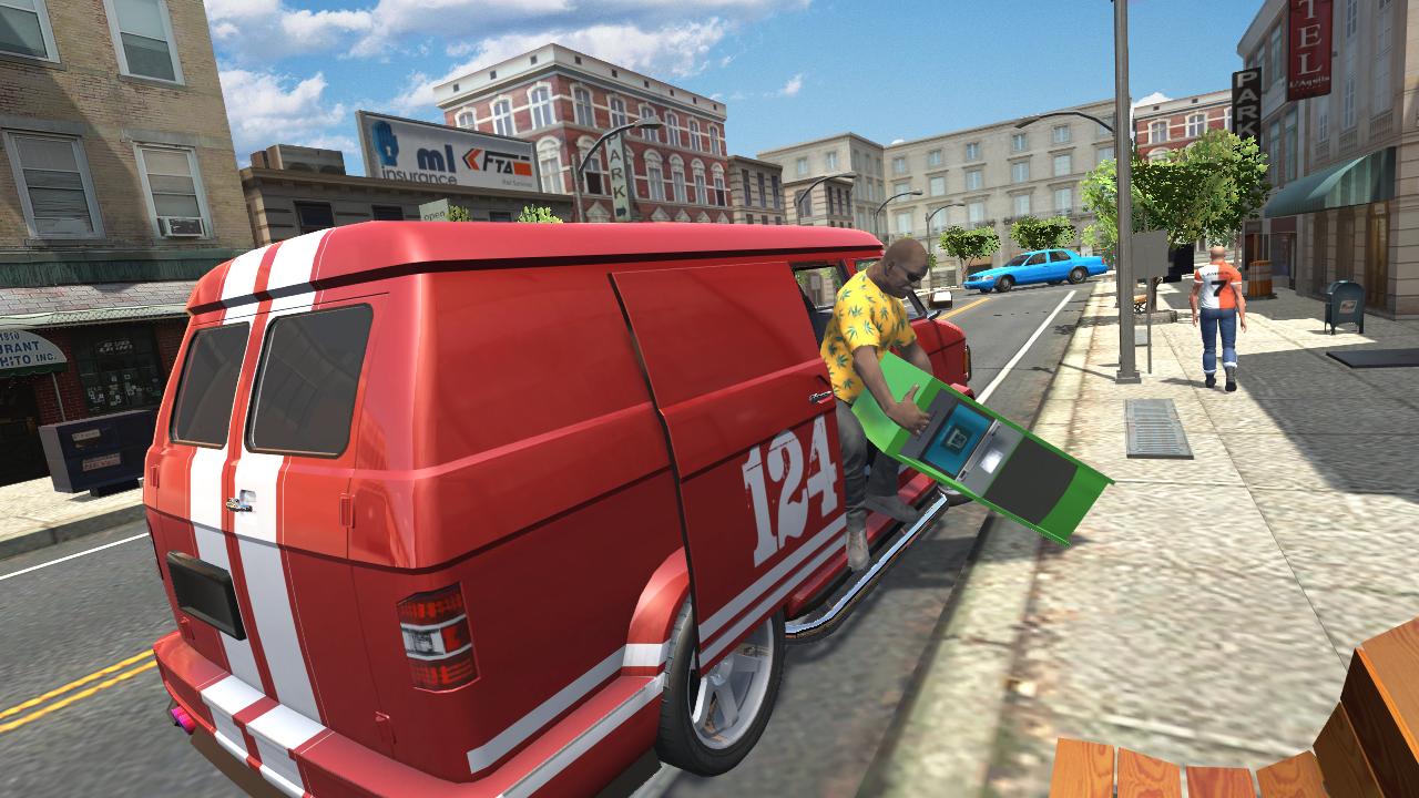 Urban Car Simulator 1.2.2 Screen 3