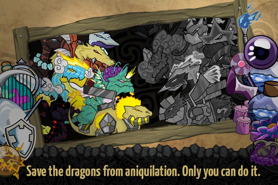 Magic Dragon - Monster Dragons 2 54 APK Download by TIKTAK