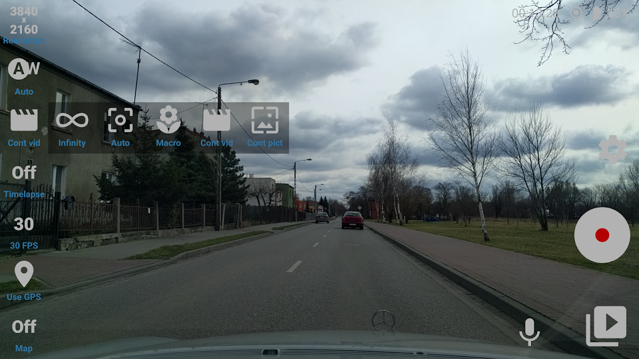 Android Car Camera Pro Screen 3