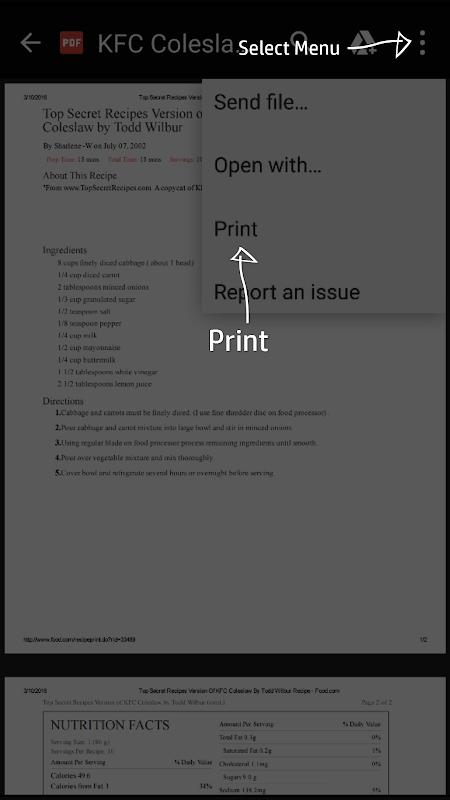 HP Print Service Plugin 4.8.1-3.1.3-16-18.3.80-773 Screen 3