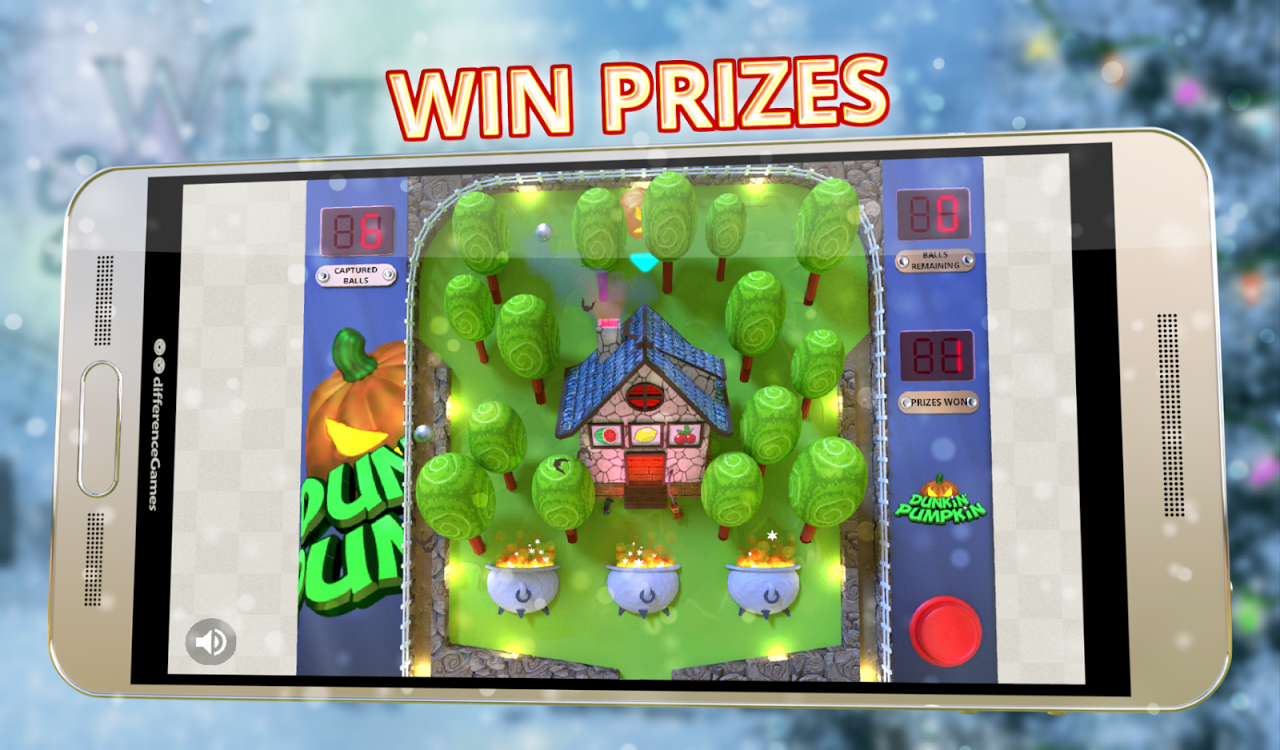 Android Hidden Difference Winter Screen 5