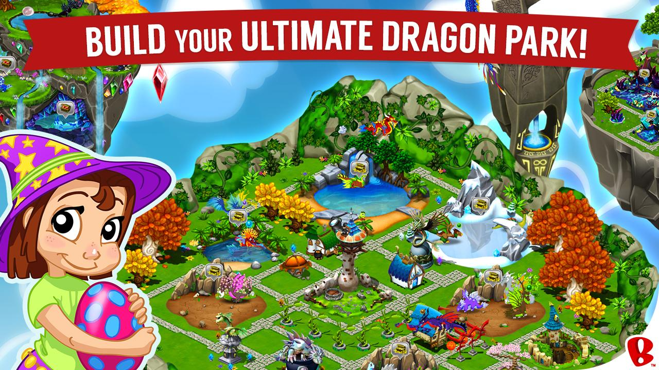 DragonVale 3.3.1 Screen 1