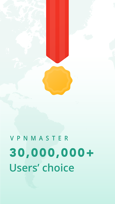 VPN Master-Free·unblock·proxy 6.4.8 Screen 3