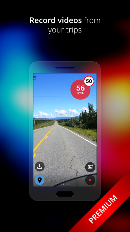 Speed Cameras & Traffic Sygic 3.9 Screen 6