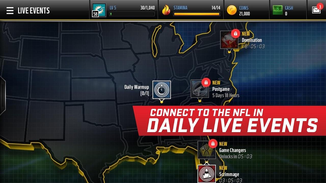 Madden NFL Mobile 3.8.3 Screen 6