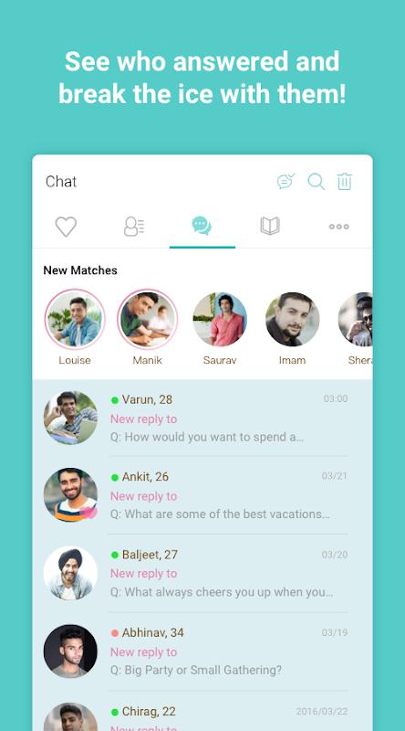SweetRing - Meet, Match, Date 2.9.9 Screen 2
