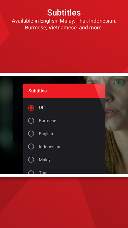 iflix 2.30.0-5774 Screen 3