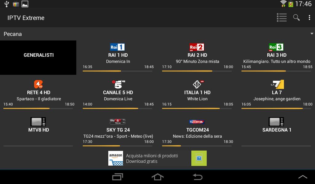 IPTV Extreme Pro 88.0 Screen 3