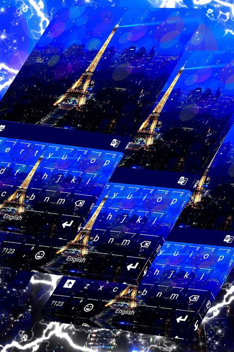 Paris Keyboard Theme 1.307.1.39 Screen 4