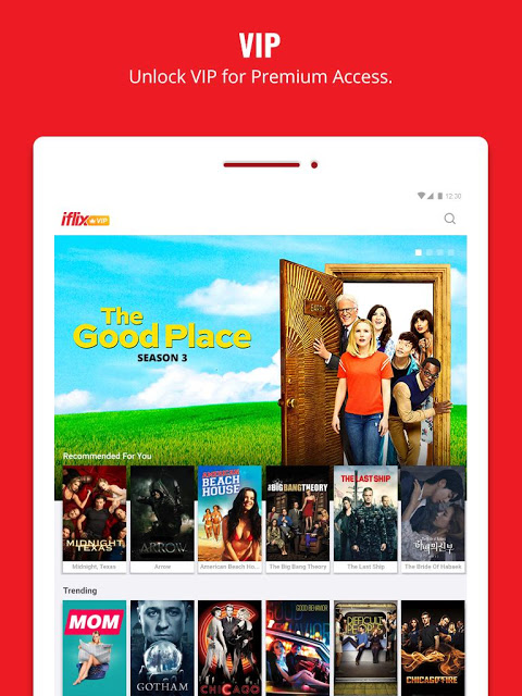 Android iflix Screen 11