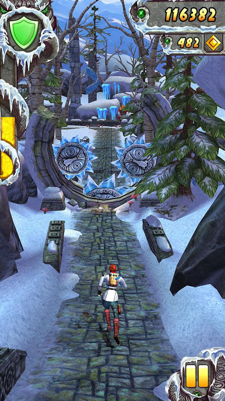 Android Temple Run 2 Screen 2