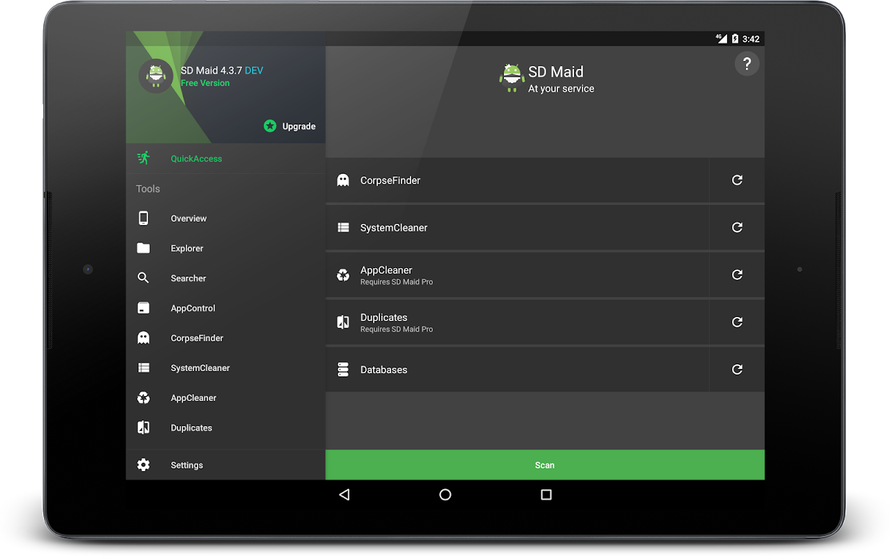 SD Maid - System Cleaning Tool 4.12.3 Screen 8