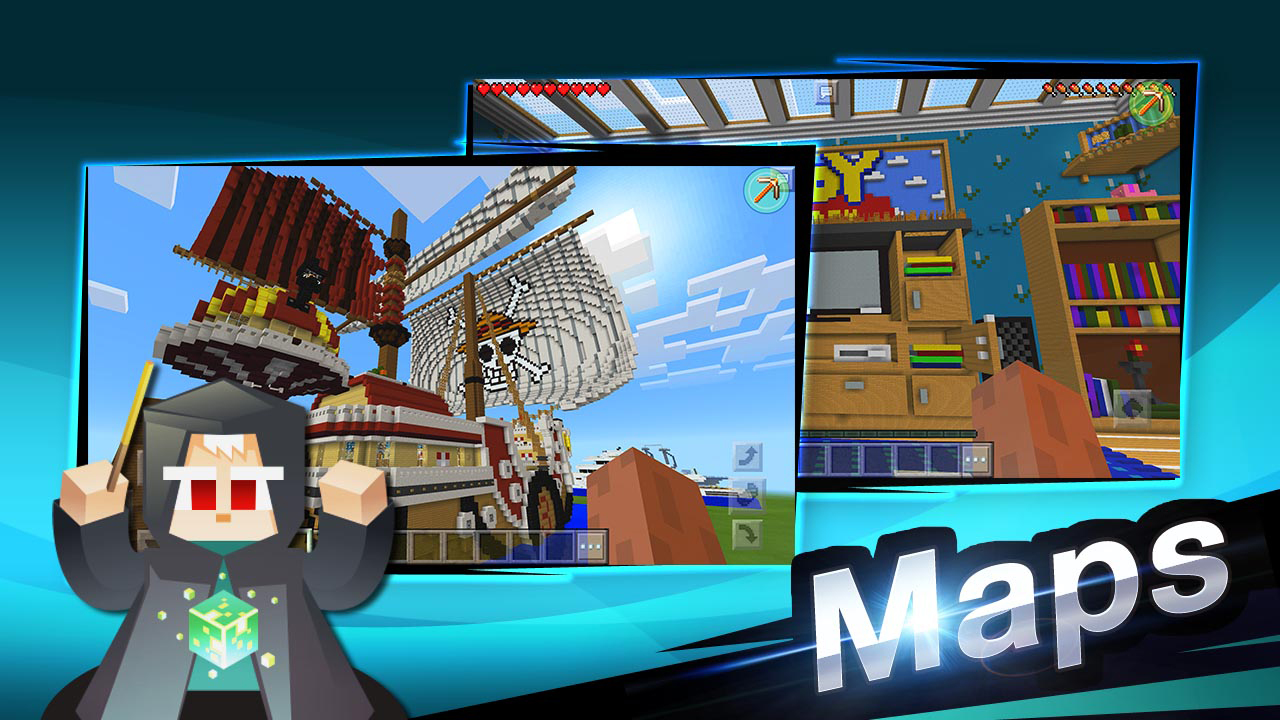 Master for Minecraft- Launcher 2.0.22 Screen 7
