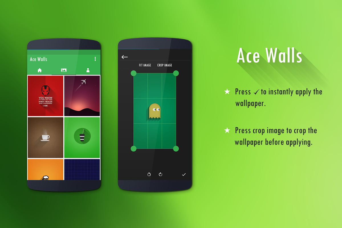 Ace Walls 1.4 Screen 1