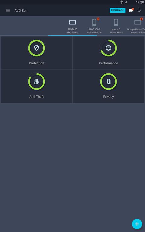 Android AVG?Zen Screen 11