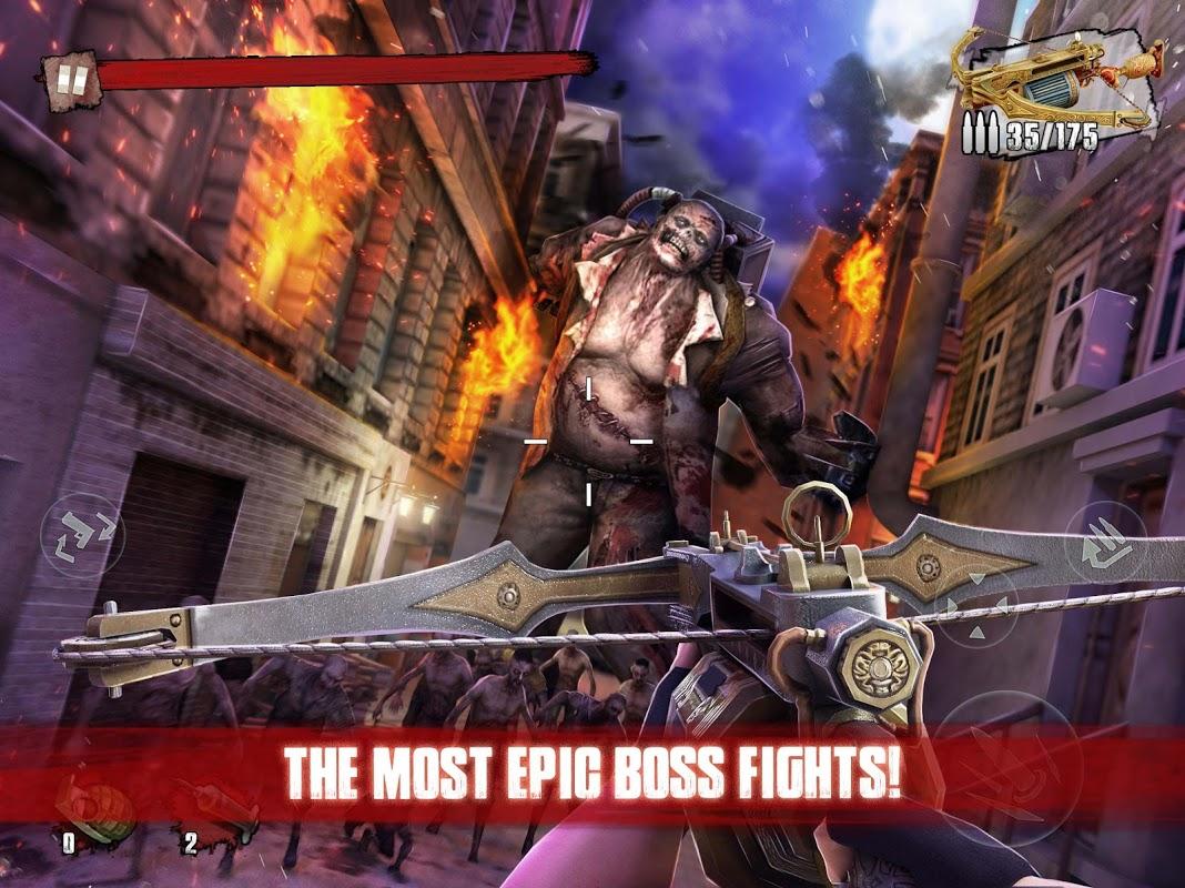 Zombie Frontier 3-Shoot Target 2.14 Screen 1